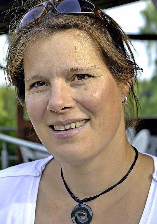 Barbara Michel, neue Vorsitzende der Tennisgilde.     Foto: Philippe Thines
