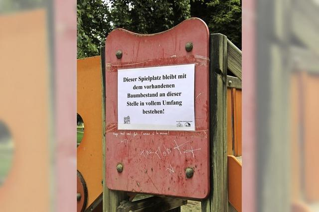 Kurverwaltung: Spielplatz soll nicht verlegt werden