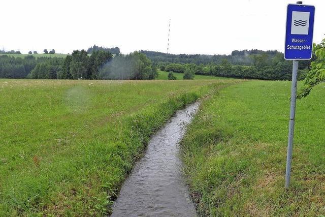 Ufernähe wird für Landwirte zum Nachteil