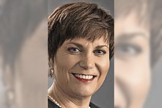 Ursula Fringer Schai neue Chefin am Felix Platter-Spital in Basel