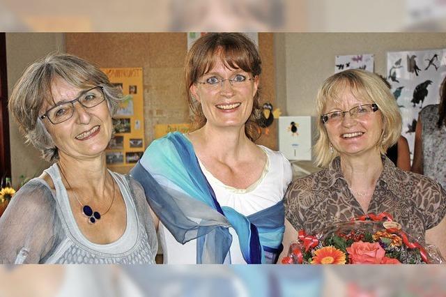 Obersäckinger Schule verabschiedet Lehrerinnen
