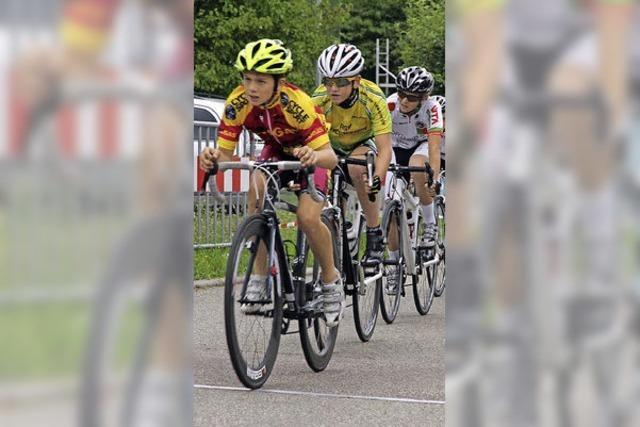 Jugendliche für den Radsport begeistern