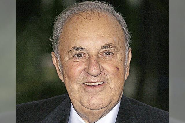 Carlo Bergonzi ist tot: Der Verdi-Tenor