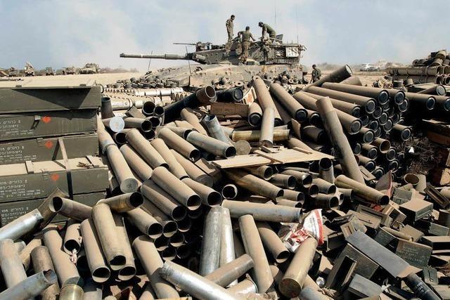 Gazastreifen: UNO fordert Waffenruhe