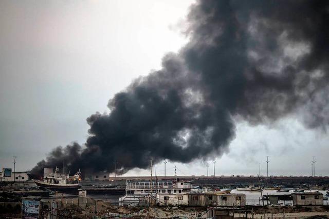 Massive Angriffe auf Gaza – Raketenalarm in Tel Aviv