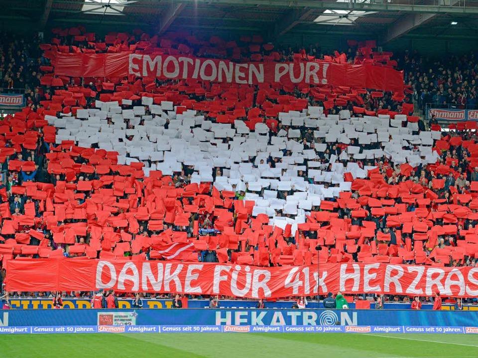 Schlägt das Herz des SC Freiburg bald im Schwarzwaldstadion?    Foto: dpa