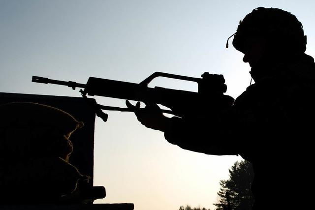 Harsche Worte im Streit um Rüstungsexporte