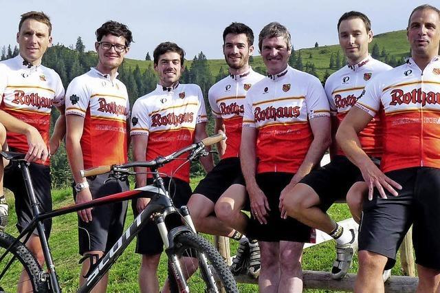 Fünf flotte Schwarzwaldbotschafter