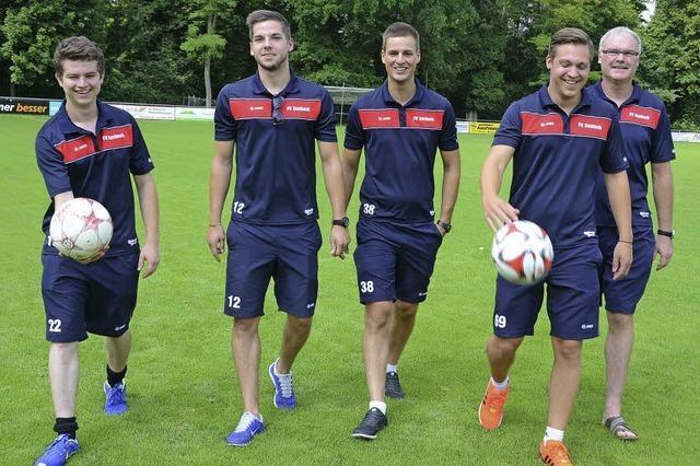 Mit sechs Neuen in die Bezirksliga-Saison