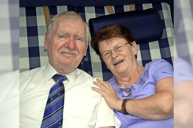50 Jahre lang eine glückliche Ehe auf Reisen