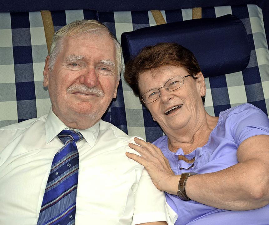 50 Jahre Lang Eine Glückliche Ehe Auf Reisen Schuttertal