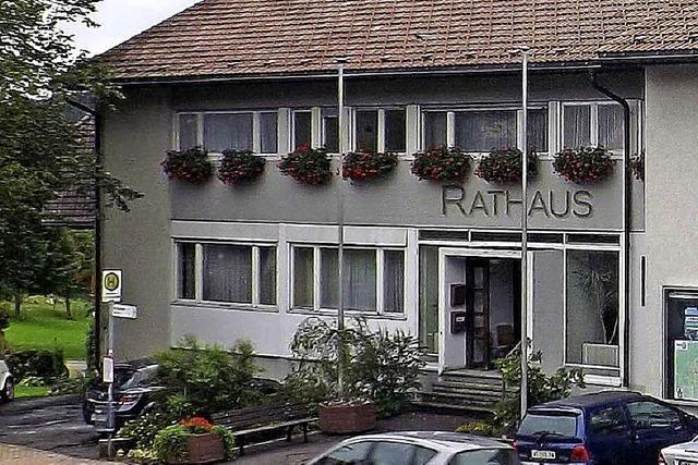 Kommission für Herrischrieder Rathaus
