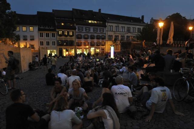 Polizei fordert Probelauf des KOD in Freiburg