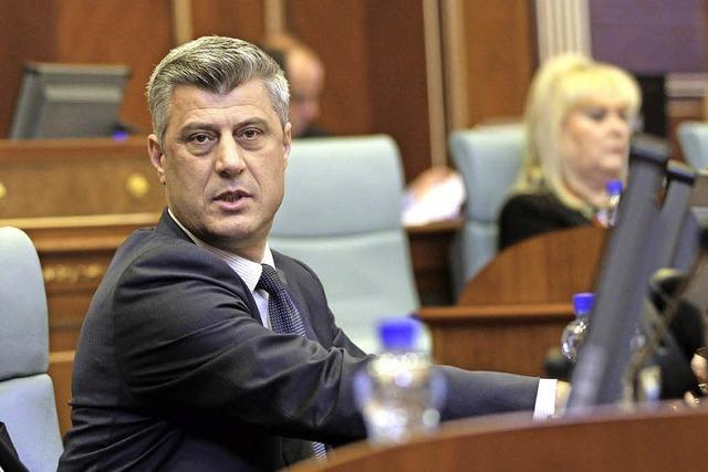 EU-Ermittler planen Anklage gegen UCK-Chefs