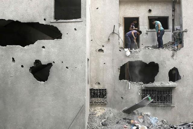 Ein Marshall-Plan für Gaza