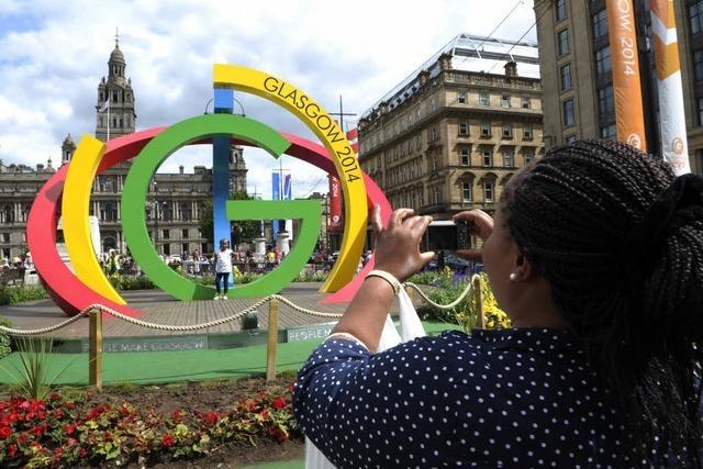 Nutzen Separatisten die Commonwealth-Spiele in Glasgow?