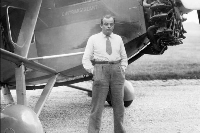Vor 70 Jahren stürzte Saint-Exupéry im Flugzeug ab