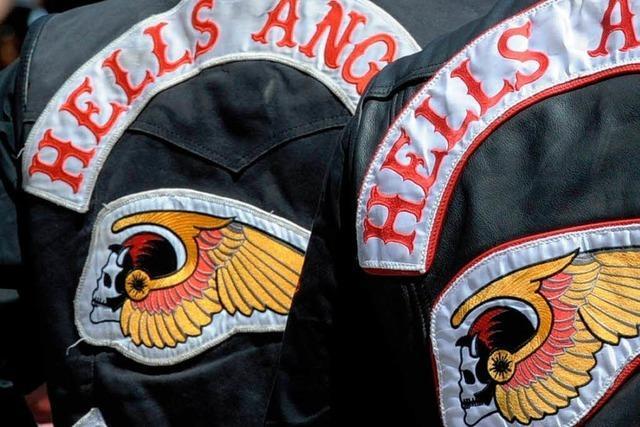 Innenministerium verbietet Totenkopf-Abzeichen der Hells Angels