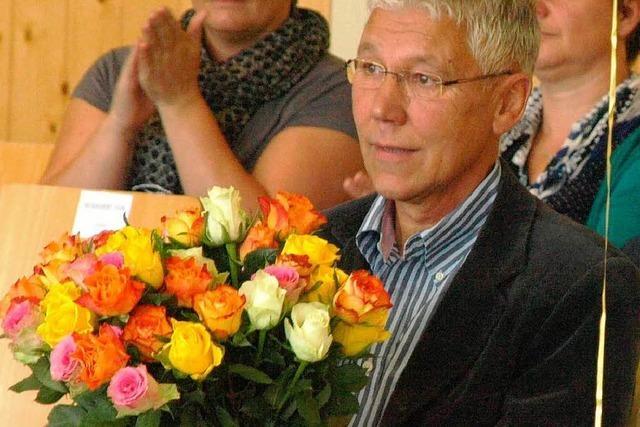 Abschied von Rektor Roland Böhler