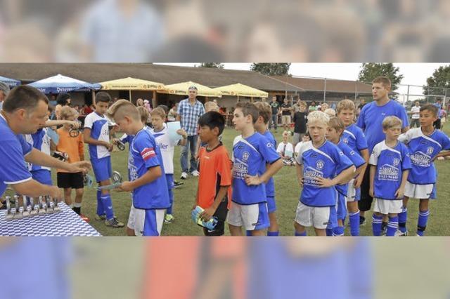 Sportfest in Wagenstadt ist ein Magnet für Jugendmannschaften
