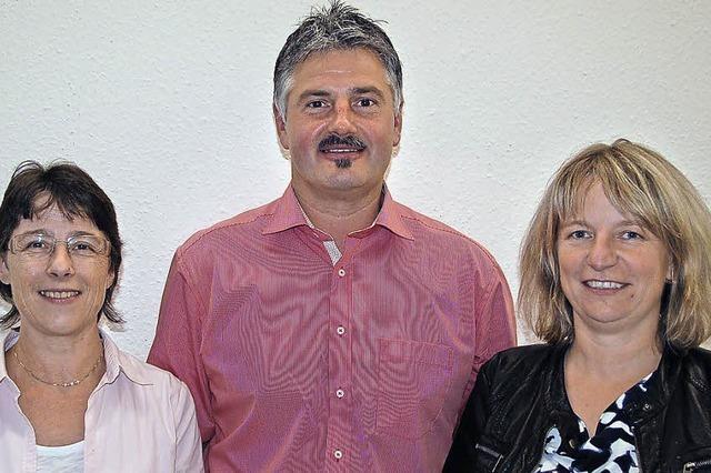 Drei neue Gemeinderäte nun im Amt