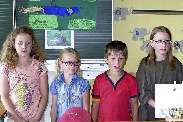 Grundschüler erweisen sich als Experten, wenn's um Ausflüge geht