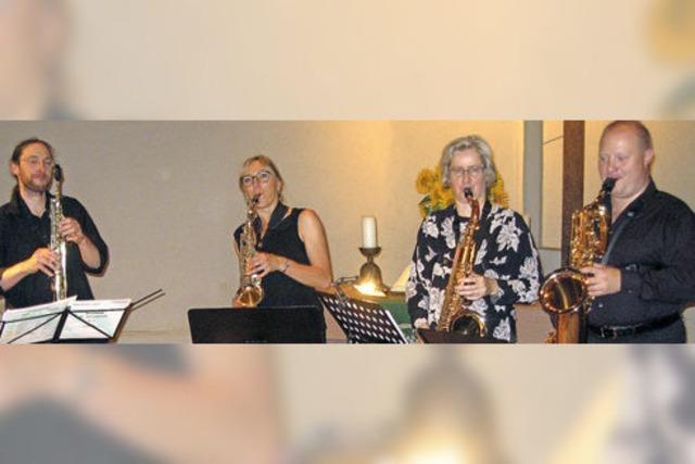 Samba und Tango nach Vivaldi und Bach