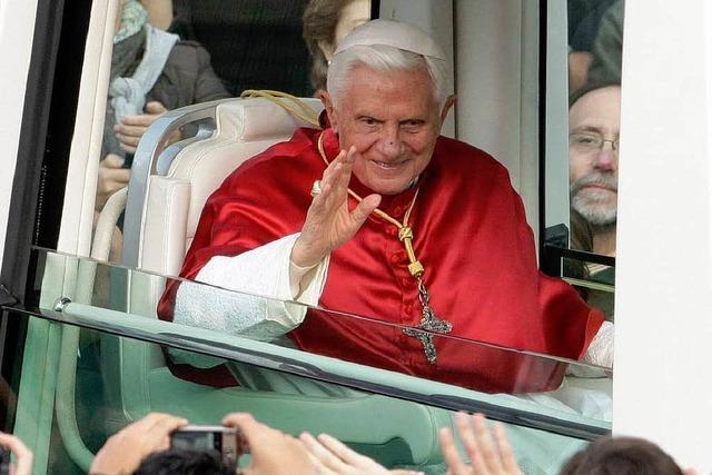 Vor Gericht: Papst-Schubser versuchte Bank auszurauben