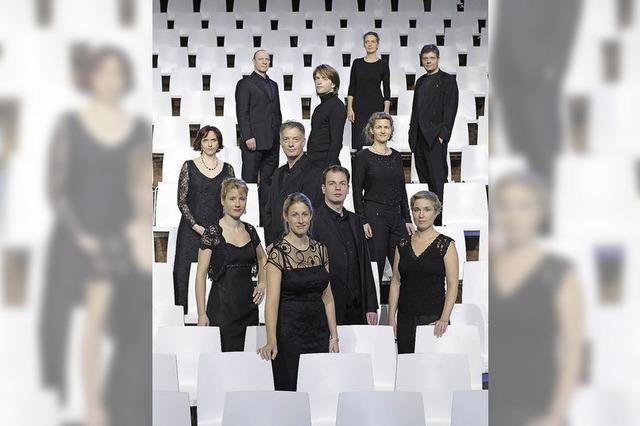 Ensemble Vocalconsort Berlin gastiert beim Stimmen-Festival