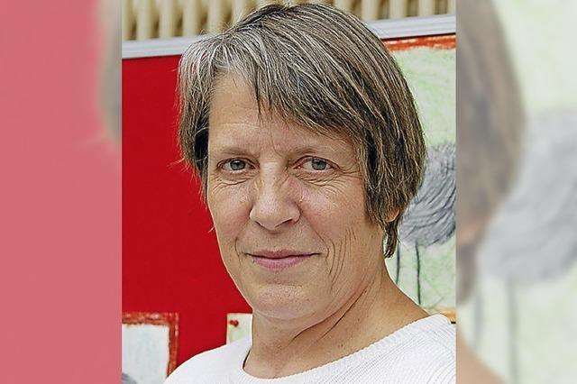 Auch Doris Rapp geht in den Ruhestand