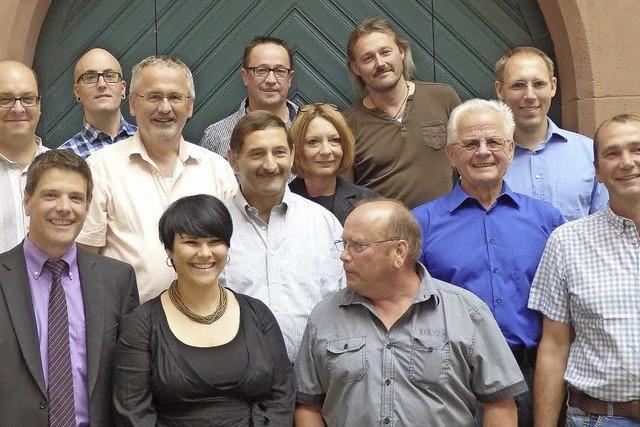Fraktionen mit neuen Sprechern