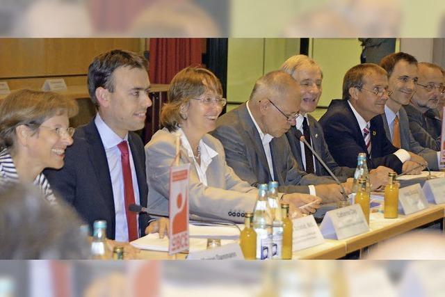 Chemie am Hochrhein: Den Dialog am Laufen halten