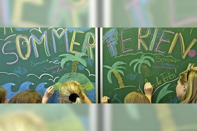 Für das Sommerferienprogramm sind noch Plätze frei