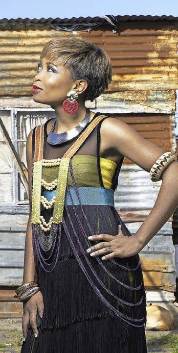 Großes Talent aus Südafrika: Nomfusi Gotyana     Foto: Jon Cottam
