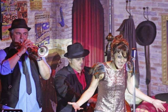 Ein Popstar im Pariser Jazzkeller