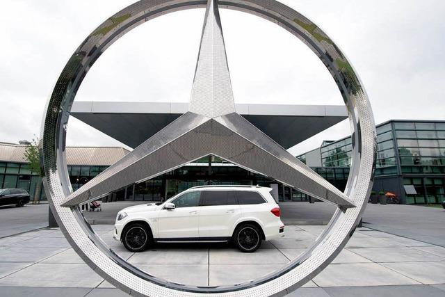 Daimler verkauft auch Freiburger Niederlassung