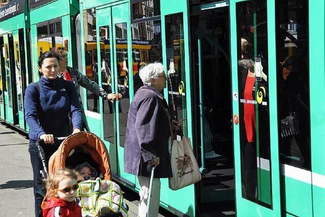 Straßenbahn von Basel nach Weil – eine komplexe Sache