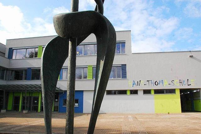 Hans-Thoma-Werkrealschule schließt