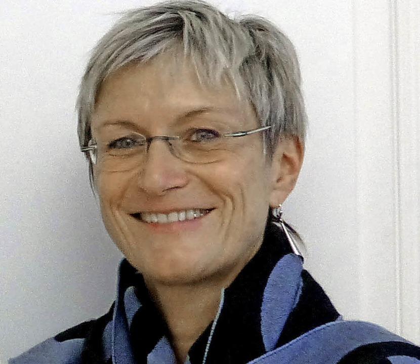 Dekanin Bärbel Schäfer  | Foto: Gabriele Reinhardt