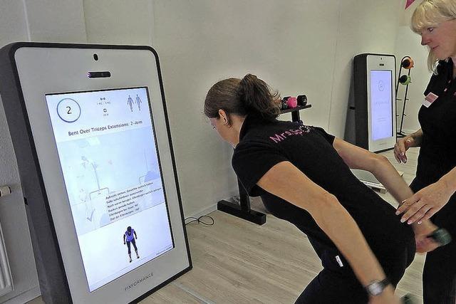 Fitness nur für Frauen
