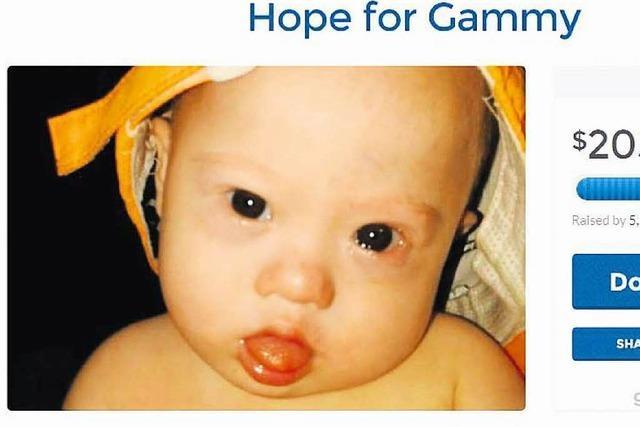 Eltern wollen behindertes Baby der Leihmutter nicht