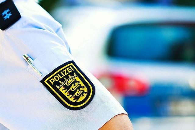 Schüsse im Wohngebiet: Großeinsatz der Polizei in Freiburg