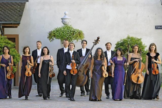 Capriccio Barockorchester in Rheinfelden / Schweiz
