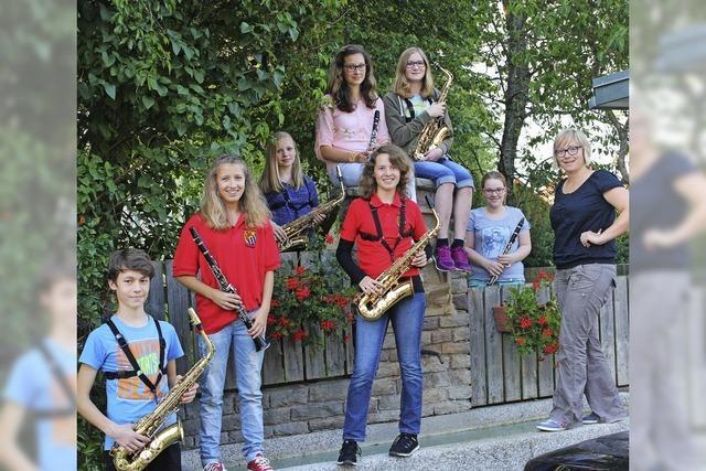 Abzeichen für Jungmusiker