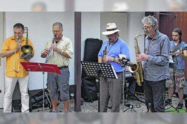 Jazz-Session am Kirnbergsee