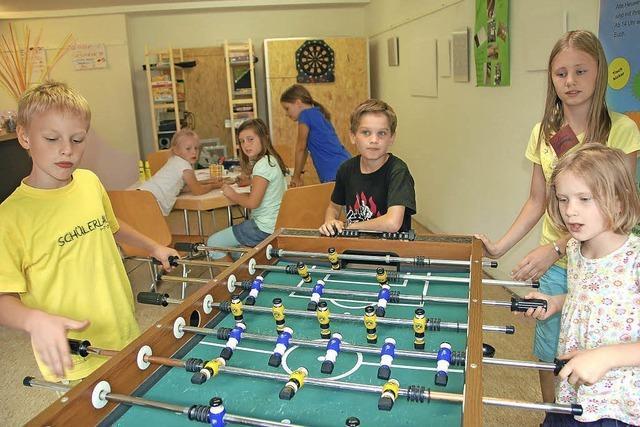 Jugendliche haben wieder einen Ort zum Spielen