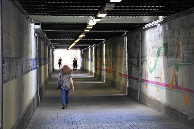 Binkert schlägt Pkw-Unterführung am Bahnhof vor