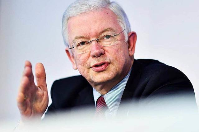 Polit-Profi Roland Koch versagt als Top-Manager