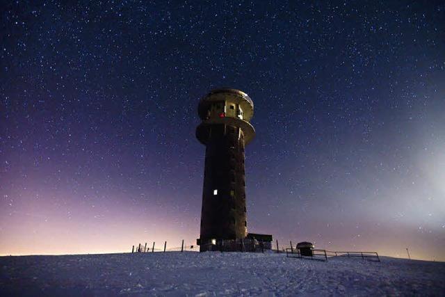 Sternschnuppennächte auf dem Feldberg