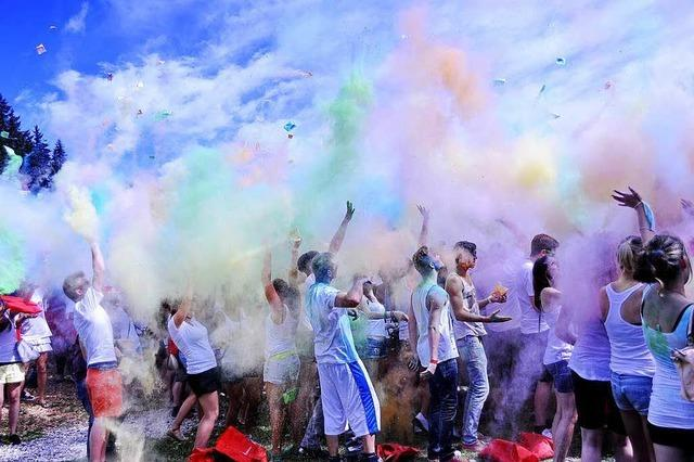 Das zweite Holi-Festival wird wohl das letzte sein